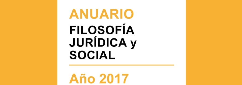 Call for papers Anuario 2017