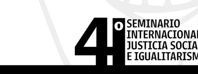 Seminario Internacional Justicia e igualitarismo
